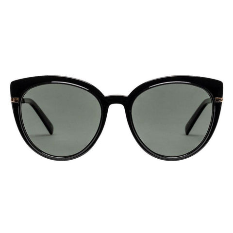 Le Specs Promiscuous Black - Shine On