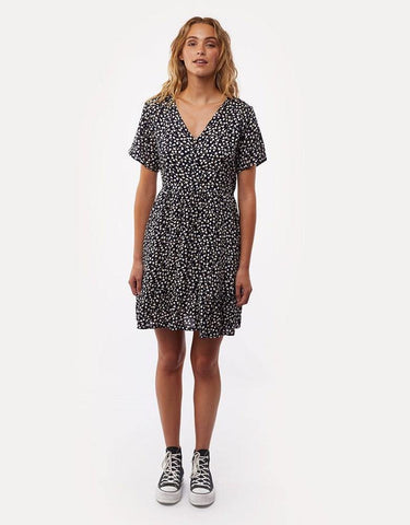 All About Eve Autumn Ditsy Dress Print