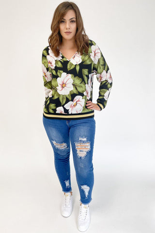 Mi Moso Avery Top Floral