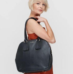 Saben Olive Bag Black