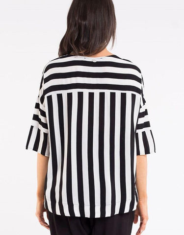 Foxwood Eloise Top Stripe