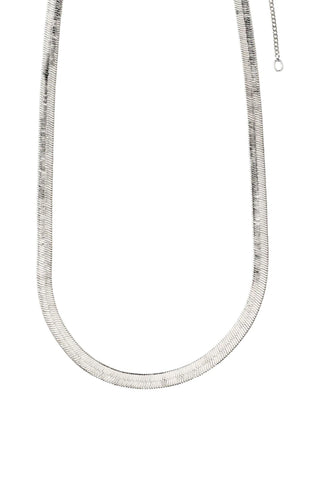 Pilgrim Noreen Necklace Silver Plated