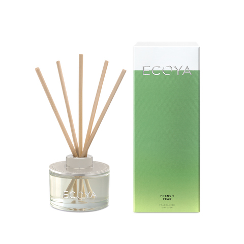 Ecoya Mini Reed Diffuser French Pear