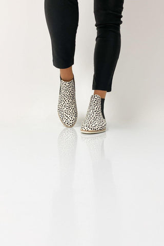 Rollie Chelsea Boot Medium Snow Leopard