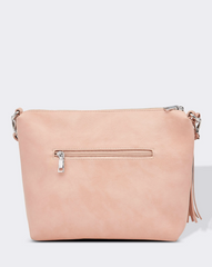 Louenhide Daisy Pale Pink Crossbody Bag