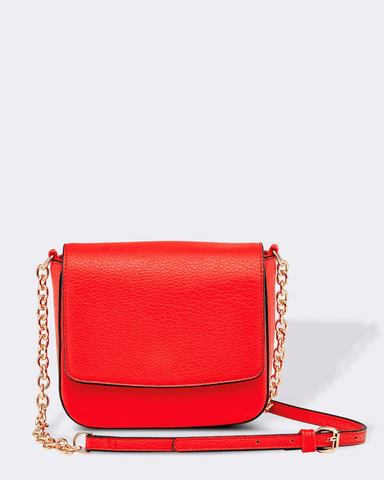 Louenhide Gemma Crossbody Bag Red