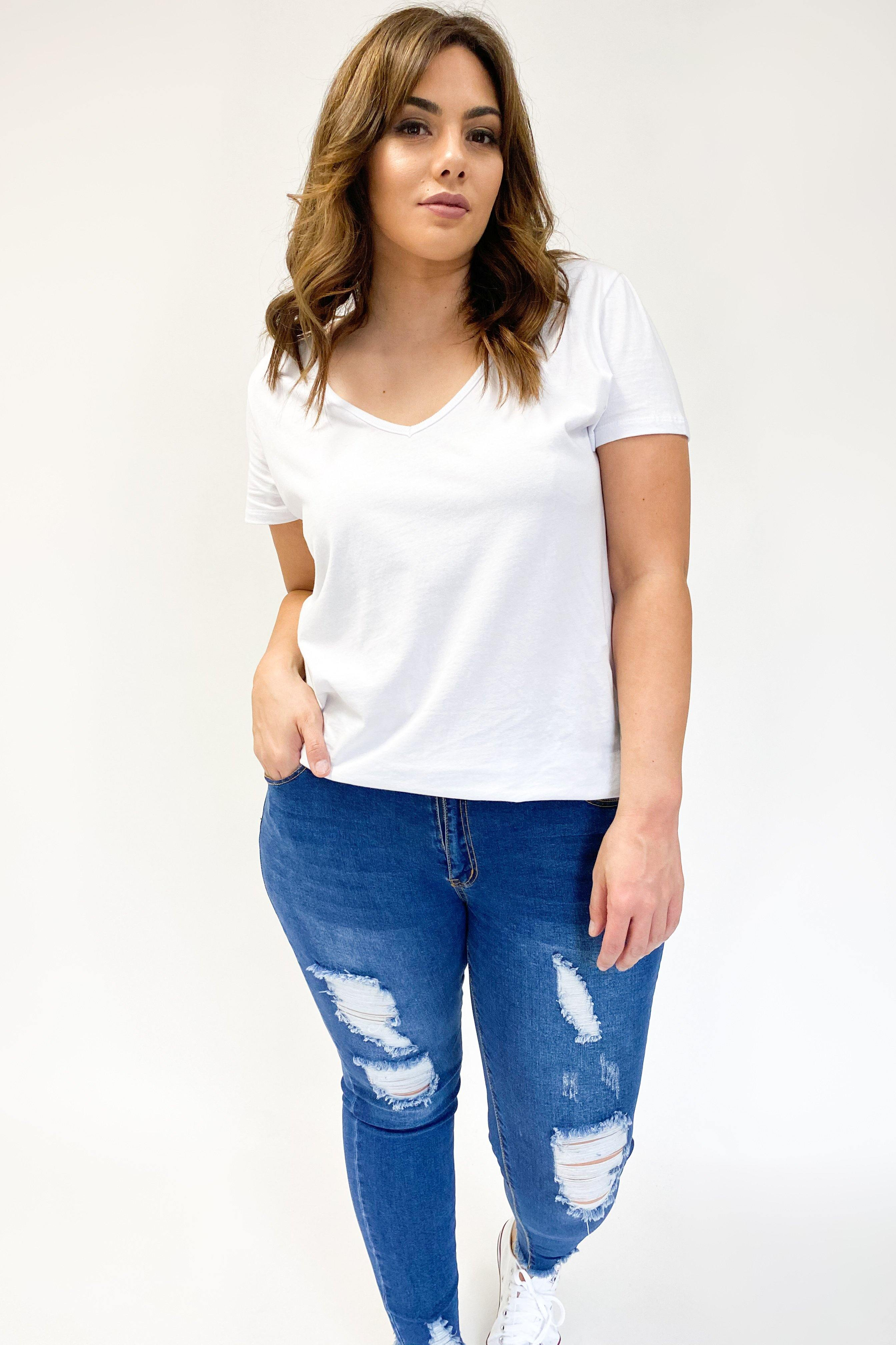 Wakee Denim Gracie Jean Blue (2FOR110)