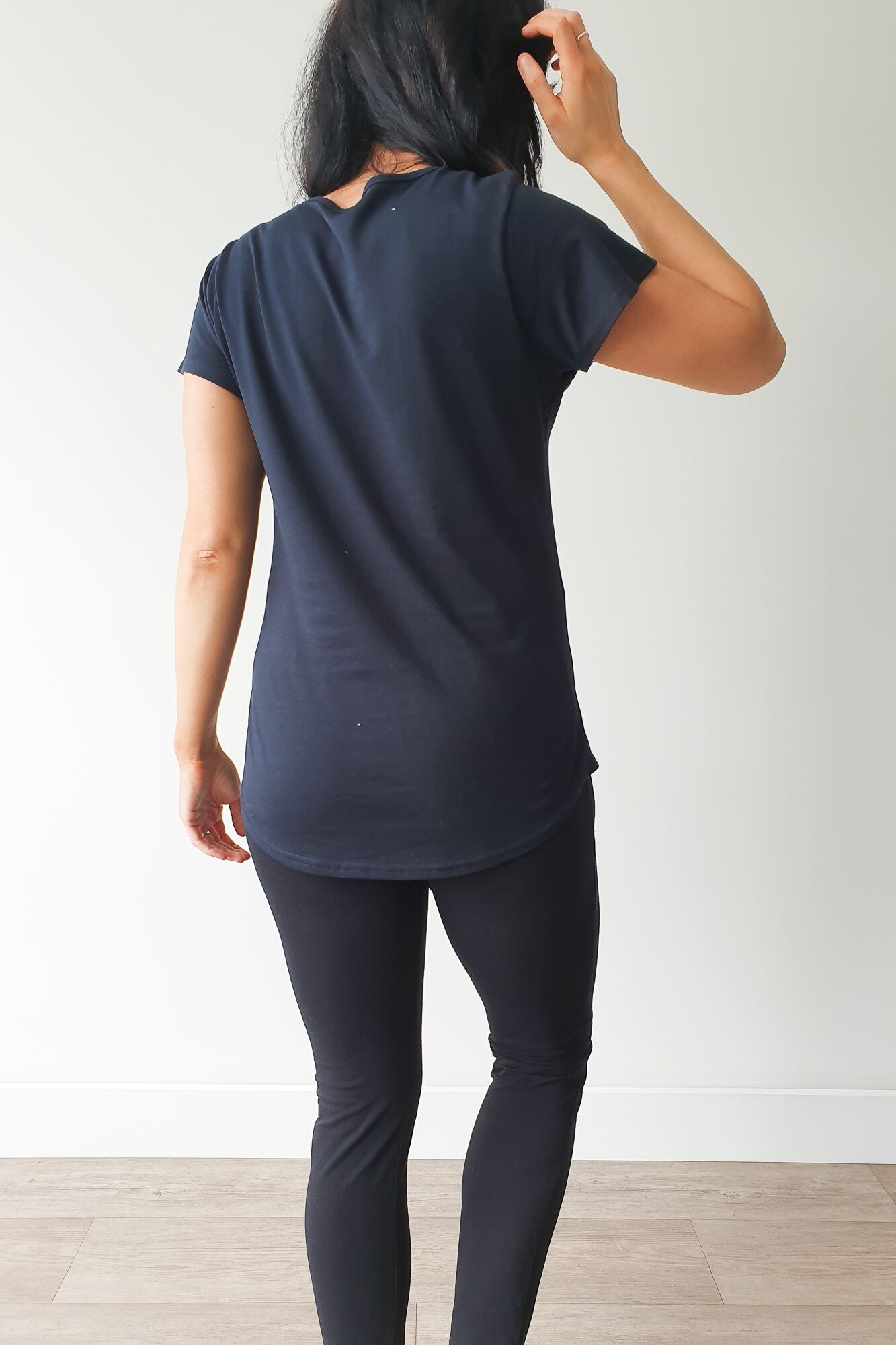 AS Colour Mali Tee Navy (2for40)