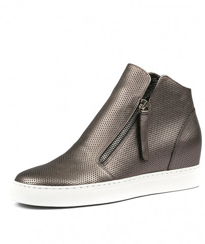 Django & Juliette Gisele Boot Pewter