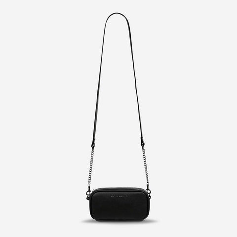 Status Anxiety New Normal Bag Black - Shine On
