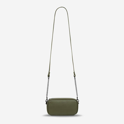 Status Anxiety New Normal Bag Khaki - Shine On