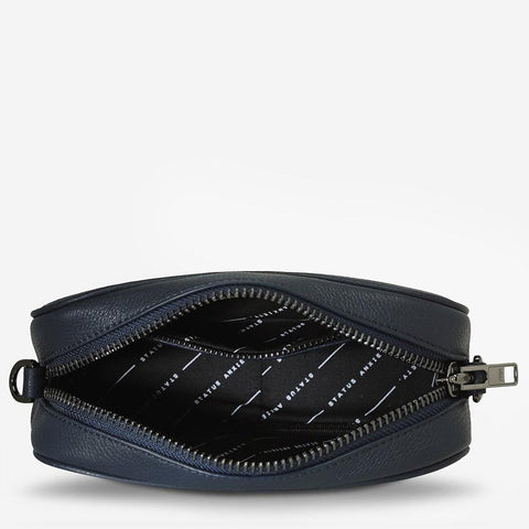 Status Anxiety New Normal Bag Navy Blue - Shine On