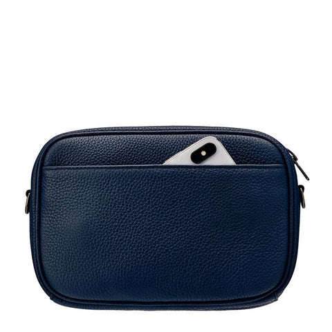 Status Anxiety Plunder Bag Navy