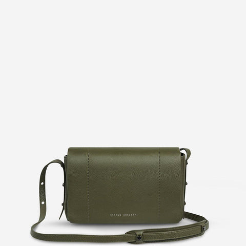 Status Anxiety Succumb Bag Khaki