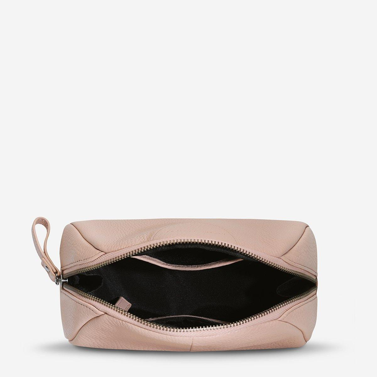 Status Anxiety Adrift Cosmetics Case Dusty Pink