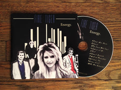 Fire Tiger 'Energy' Album CD with Lyric Booklet
