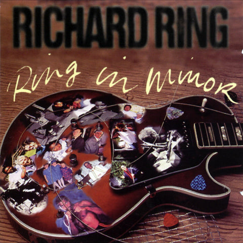 Ring in Minor