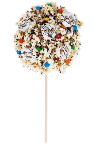 Sweet and Salty Popcorn Lollipop