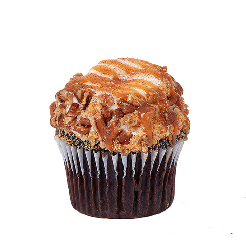 Brown Sugar Pecan Cupcake