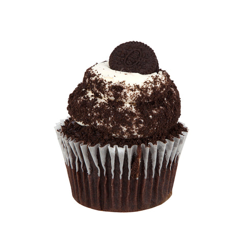 Cookies and Cream Cupcake