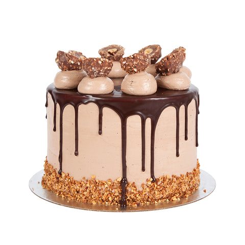 Ferrero No Share Cake