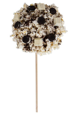 Cookies & Cream Popcorn Lollipop