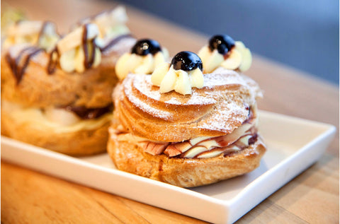 Zeppole 6 Pack Traditional