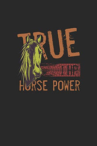 1Hp True Horse Power: Great Calendar For 2021 For Horse Friends And Unicorn Lovers. Ideal Notebook For Daily Detailed Notes And For Entering Appointments.