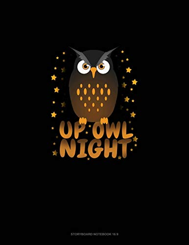 Up Owl Night: Storyboard Notebook 1.85:1