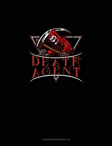 Death Agent: Storyboard Notebook 1.85:1