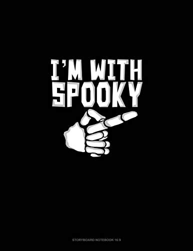I'm With Spooky: Storyboard Notebook 1.85:1
