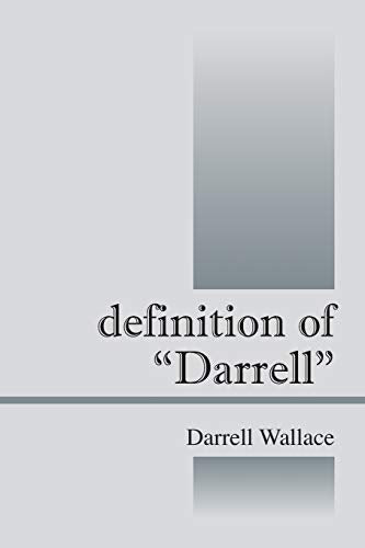 Definition of Darrell