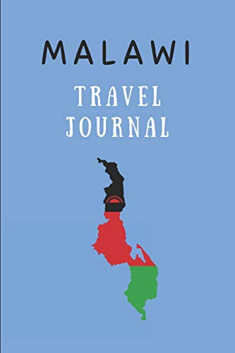 Malawi Travel Journal: Composition Notebook