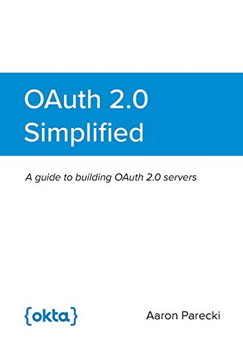 OAuth 2.0 Simplified