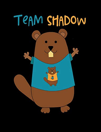 Team Shadow: Cute Groundhog Day Composition