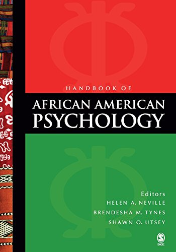 Handbook of African American Psychology (NULL)