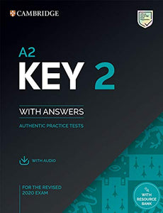 A2 Key 2 Student's Book with Answers with Audio with Resource Bank: Authentic Practice Tests (KET Practice Tests)