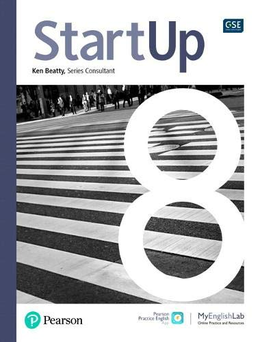 StartUp 8, Student Book