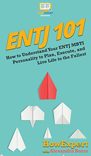 Entj 101: How To Understand Your ENTJ MBTI Personality to Plan, Execute, and Live Life to the Fullest