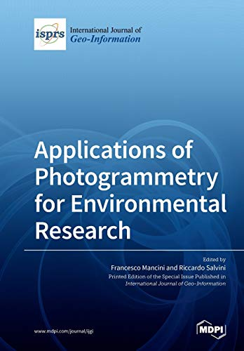 Applications of Photogrammetry for Environmental Research