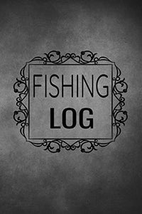 Fishing Log: Personalized Fisherman Notebook For Logging Your Fishing Vacation