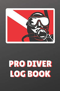 Pro Diver Log Book - Dive Scuba Diving , 100 Dives