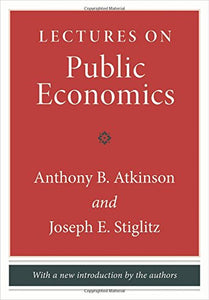 Lectures on Public Economics: Updated Edition