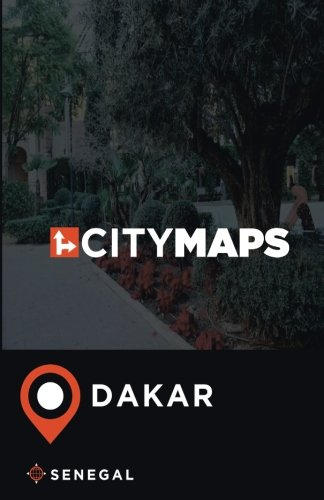 City Maps Dakar Senegal
