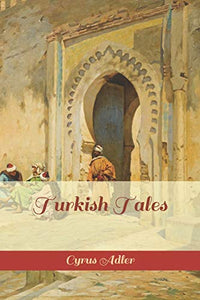 Turkish Tales (TRIAMAZIKAMNO EDITIONS)