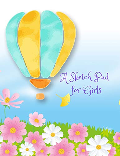 A Sketch Pad for Girls