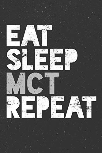 Eat Sleep MCT Repeat Keto Diet Ketones Ketosis: Ready to Play Paper Games | Eat Sleep / Hangman, Tic Tac Toe, Four In A Row, Battleships ( 6 x 9 ... Trip Entertainment Pencil and Paper Games