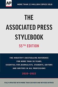 The Associated Press Stylebook: 2020-2022