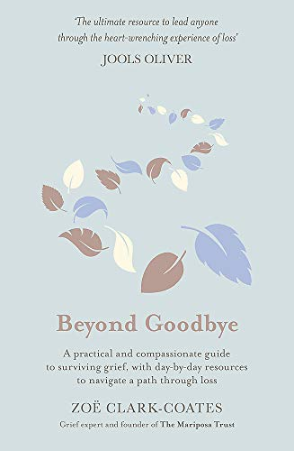 Beyond Goodbye: A practical and compassionate guide to surviving grief, with day-by-day resources to navigate a path through loss