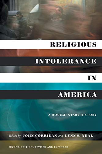 Religious Intolerance in America, Second Edition: A Documentary History